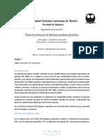 Entregable 1 y 2. Estudio de Mercado y Evaluación Tecnológica