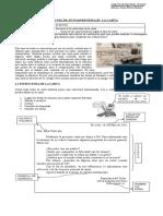 7º coordinación - La carta.doc