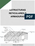 Estructuras Reticulares o Armaduras