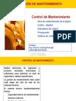 2017-0 Mante Control Del Mantenimiento
