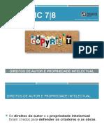 Direitos de autor e propriedade intelectual.pptx
