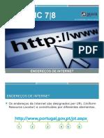 Endereços de Internet.pptx