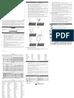 Fentanyl Test Strips (Liquid Powder) Product Insert (002)