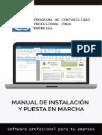 CONTASOL Manual de Instalacion y Puesta en Marcha