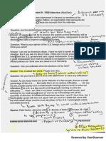 Annotations Exemplar - Castro Speech