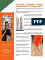Ghada Amer - Fact sheet