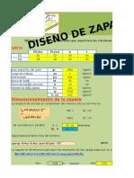 Zapata Combinada Final