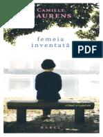 Camille Laurens - Femeia Inventata (v.1.0)