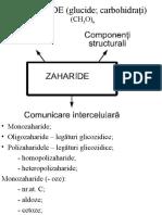 7. ZAHARIDE