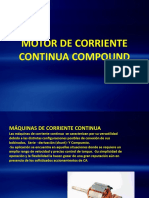 Motor de Corriente Continua Compound Llave