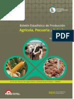Boletin Produccion Comercializacion Avicola Mayo2016