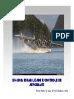 Estabilidade e Controle 2 - 1ª ParteNN