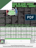 Non League Paper Fantasy Football