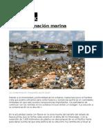 La Contaminación Marina NATGEO