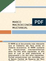 Marco Macroeconómico Multianual-HOY