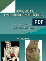 Syndrome Du Pyramidal 28piriforme29