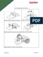 Manual de Montaje Del Chaisis 2WD Leantec