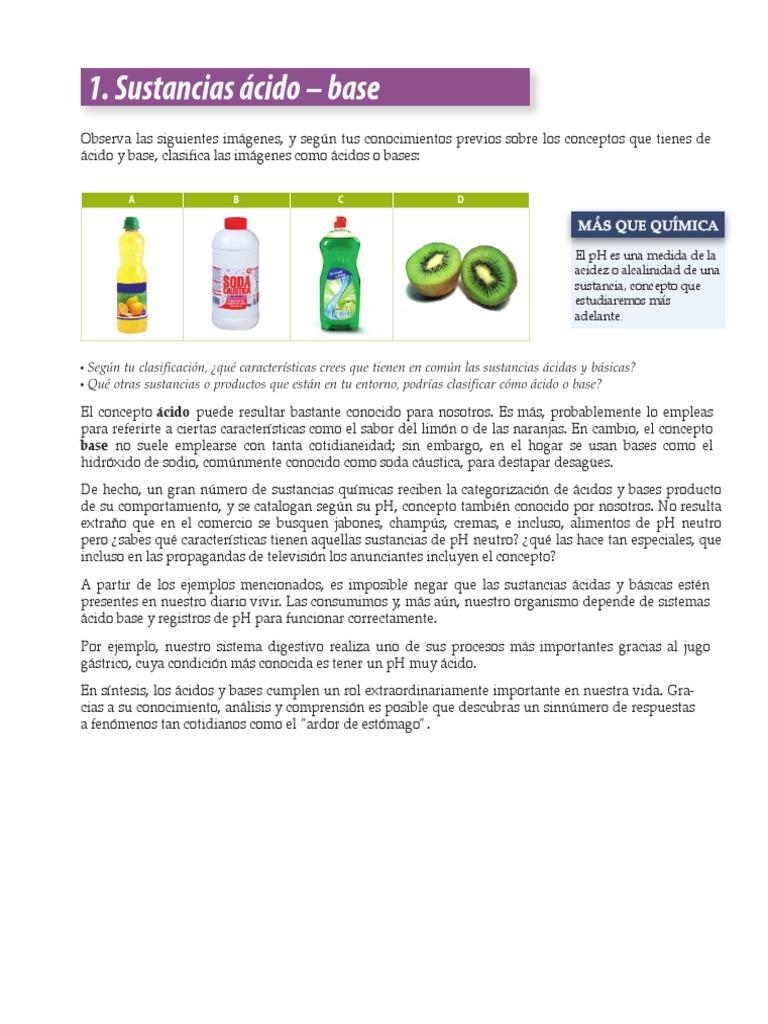 Acido base urtaz Choice Image