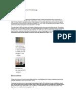 Micr 221 - Environmental Biology Notes