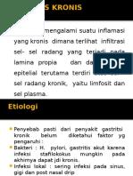 Gastritis Kronis Ppt