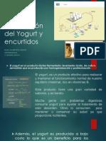 Elaboracic3b3n Del Yogurt