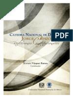 CATEDRA NACIONAL DE DERECHO  JORGE CARPIZO.pdf
