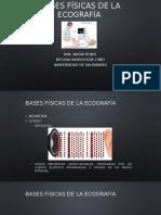 BASES FÍSICAS DE TECNICAS RADIOLOGICAS