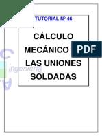 CÁLCULO MECÁNICO DE LAS UNIONES SOLDADAS.pdf