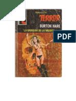 Hare Burton - Seleccion Terror 272 - La Barrera de La Muerte