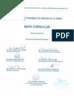 Mapa Curricular PCT Marzo 2016