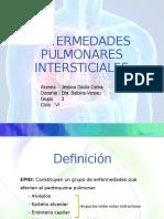 Enfermedadespulmonaresintersticiales 151001130528 Lva1 App6891