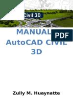 Manual Civil3d