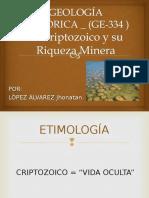 El Criptozoico Jhonatan
