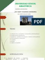Introducción Equipos y Maquinaria Agroindustrial; Calderas,bombas ,tubería y accesorios (1).pdf