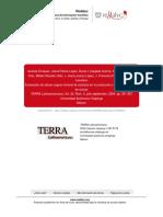 Evaluacion de Abono Organo-mineral