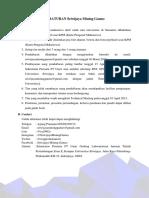 Formulir Pendaftaran Smg