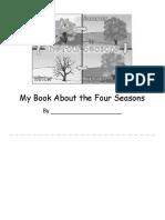 4 seasons booklet