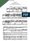 BWV93 - Wer nur den lieben Gott läßt walten