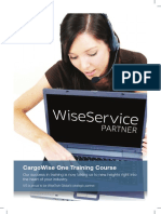 IVS+Cargowise+Training+Brochure