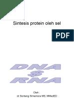 170112 - Sintesis Protein Oleh Sel