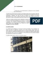 Memoria Tecnica Cap 6 y 13 - Navarrete,Salazar, Mora