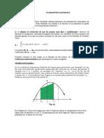 Cuadratura de Gauss y Singuladirad