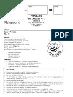 prueba de unidad 1 soc. 4° básico forma A