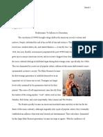 comprehensive rhetorical case study final paper