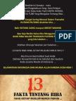 13 FAKTA Tentang RIBA.pdf