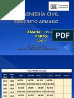 01)CONCRETO ARMADO SEMANA 1-(13,17-03-17)