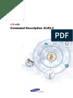 LTE ENB Command Description SLR2.3 Ver.1.0