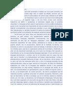 Analisis Sociolinguistico de Un Texto Juridico