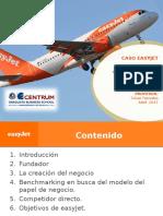 Easyjet Grupo 3