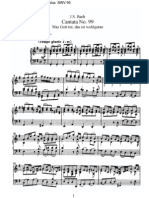 BWV99 - Was Gott tut, das ist wohlgetan [II]